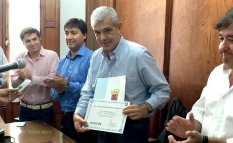 Domínguez, Julián en Daireaux