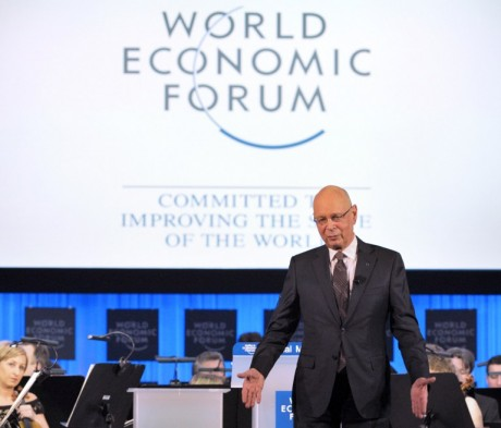 German Klaus Schwab