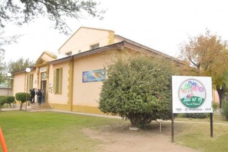 Ingeniero Luiggi - Jardín de Infantes