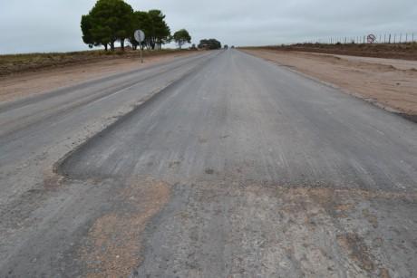 La Pampa - Ruta 1
