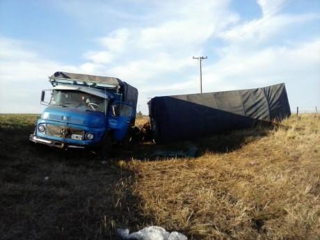 Accidente Km 426