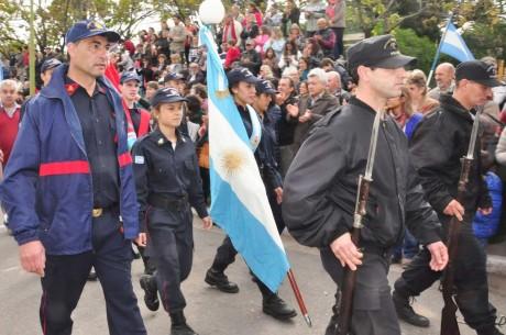 Trenque Lauquen - Desfile 140 aniversario