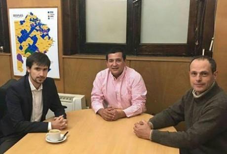 Pellegrini Pacheco en La Plata
