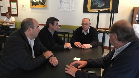Buil, Sergio en Tres Algarrobos