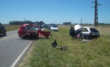 Ruta 88 - Accidente