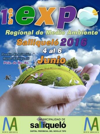 Salliqueló - Expo ambiental