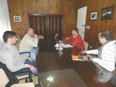 Guaminí - Reunión para elección delegados