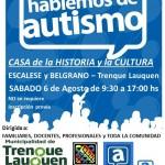 Trenque Lauquen Jornada de Autismo