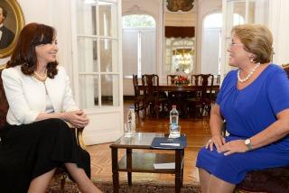 Cristina - Bachelet
