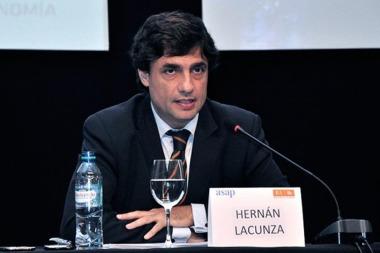 Lacunza, Hernán