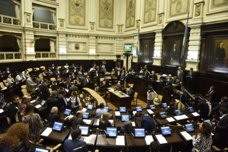 Cámara de Diputados Buenos Aires