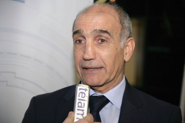 Salvador, Daniel vicegobernador de Buenos Aires