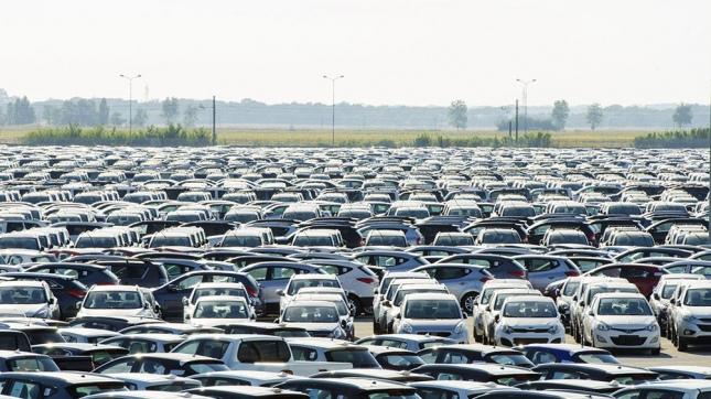 El patentamiento de autos creció casi 40 por ciento en junio