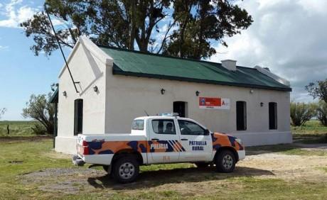 Seguridad - Comandos de Prevención Rural