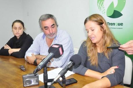 Trenque Lauquen - Concurso de Ideas Ambientales - Conferencia de prensa