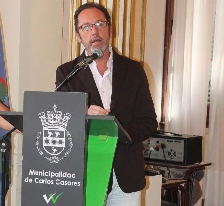 Carlos Casares - Torchio Walter