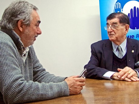 Trenque Lauquen - Directivos UTN con Fernández