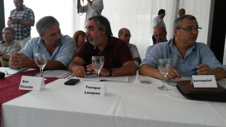 Fernández, Miguel con sus pares de San Vicente y Torquinst