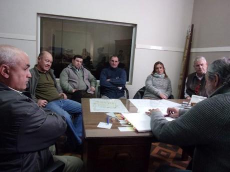 30 de Agosto - Fernández reuniones
