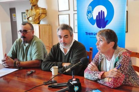 Trenque Lauquen - Moro; Fernández y Bocca