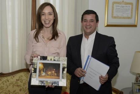 Pacheco con Vidal