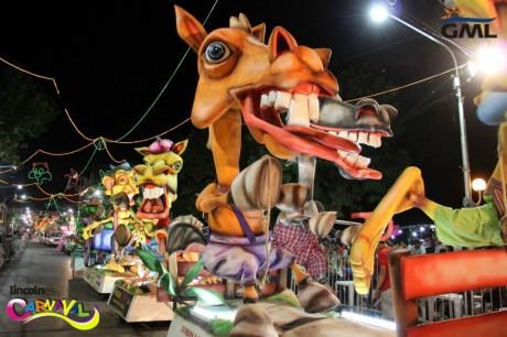 """Foto tomada del sitio de Facebook """"Lincoln es Carnaval"""""""