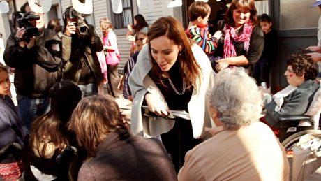 Vidal, María Eugenia en Casa del Niño