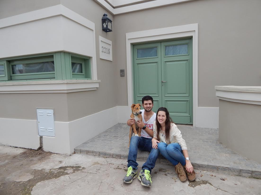 Familias bonaerenses se inscribieron en soluci n for Solucion casa propia