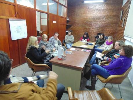 Concejo Deliberante Trenque Lauquen Comisión de Salud