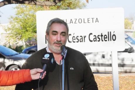 Trenque Lauquen - Fernández Miguel y Plazoleta Castelló
