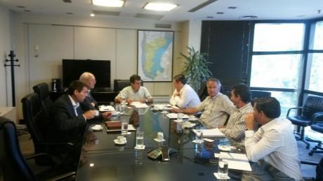 Camuzzi Gas – Reunión con T.Lauquen, Pellegrini y Tres Lomas