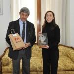 Vidal con Cortes