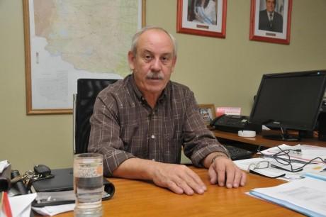 La Pampa - administrador General de la Administración Provincial de Energía, Carlos Sanz