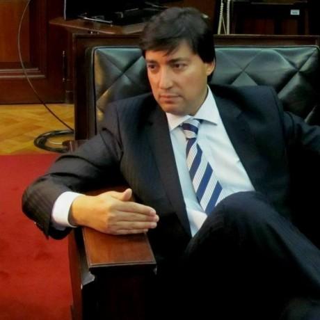 Acerbo, Alejandro - Intendente de Daireaux