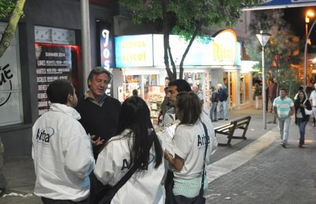 Budassi, Iván - Operativo - Foto ARBA