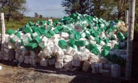 Bidones agroquímicos (archivo)