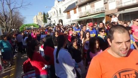 Carlos Casares - Maratón Solidaria