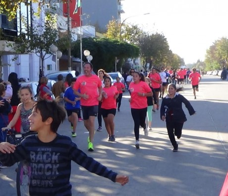 Carlos Casares - Maratón