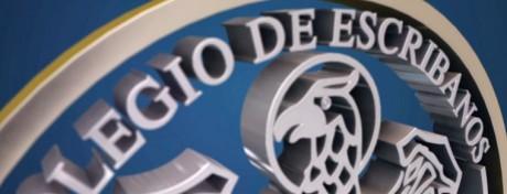 Colegio de Escribanos - Logo