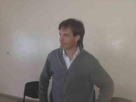 Cardini, Matías - Presidente de Sociedad Rural Trenque Lauquen