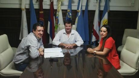 Guaminí - Néstor Álvarez con Morán