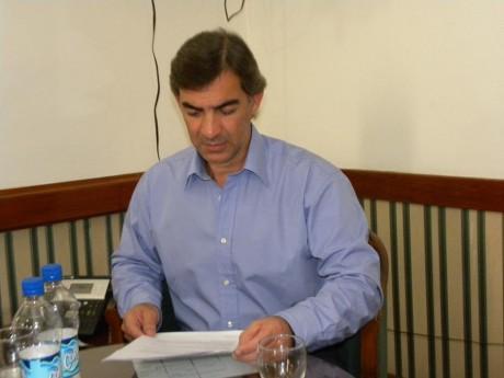 Senador Di Pietro - UCR 4ta sección