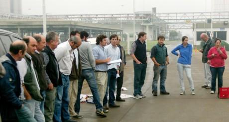 Trenque Lauquen - Productores concentrados en La Serenísima (archivo)