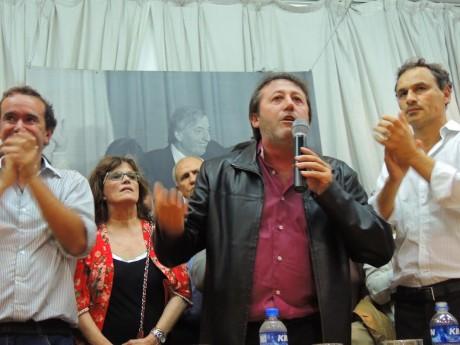 García, Patricio - Senador Provincial
