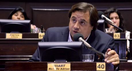 Iriart - Diputado Provincial FPV - PJ