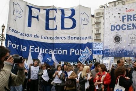 Federación Educadores Bonaerenses