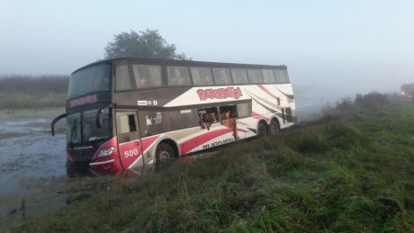 Omnibus accidentado