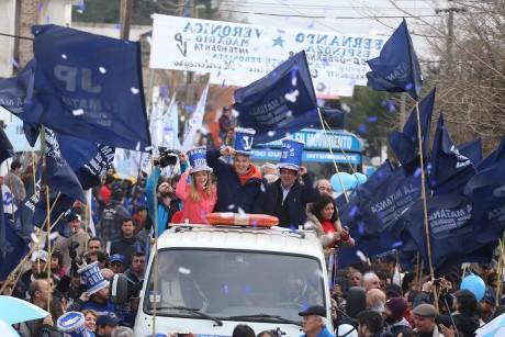 Domínguez, Julián - Caravana La Matanza