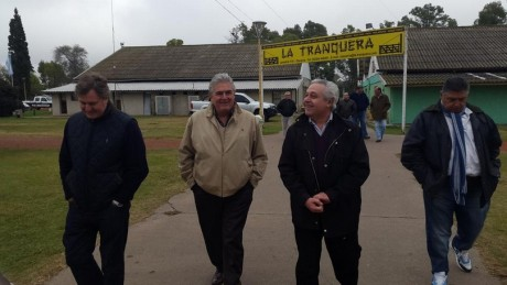 Linares, Jaime en Olavarría