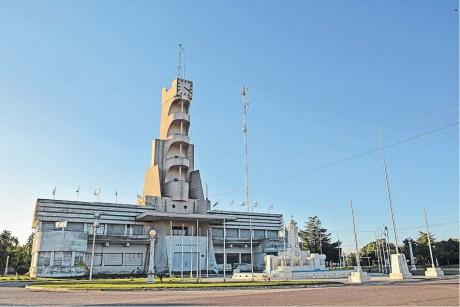 Guaminí - Palacio Municipal